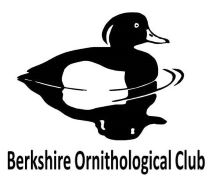Berkshire Ornithological Club logo